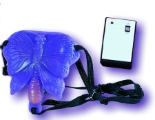 picture of Remote Control Butterfly copyright © Discrete On-Line Used by permission.