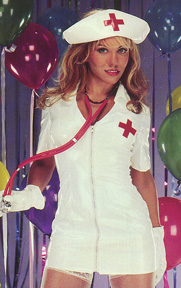 picture of Private Nurse Outfit copyright © Design Hers. Used by permission.